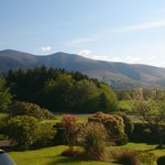 Morning view from Latrigg
