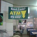 ATM inside