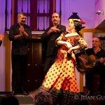Flamenco en Sevilla de Ópera. Fotografía Juan Guerrero