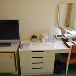 Study/tv/fridge