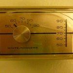 The Temperature - 57°F
