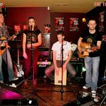 Battle of The Bands taking place at The Townhouse Bar