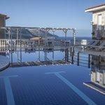 Eleni Hotel Havuz Başı Açık Restoranı