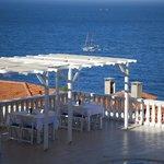 Eleni Hotel Deniz Manzarası