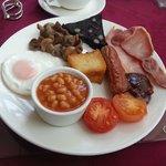 wonderful english breakfast
