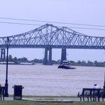 Bridge or muddy waters