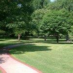 Tulsa Historical Society Gardens
