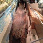 Burnt Log Canoe