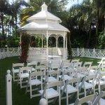 glorieta para bodas