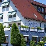 Seitenansicht Hotel Maier