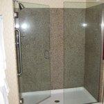 Granite and Glass shower