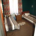 Twin bedroom - Halvat