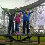 Kids and The Lovell Telescope