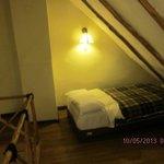 Schlafstätte aufm Zimmer