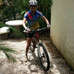 Muddy Bike in Nosara