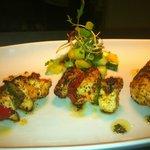 Piri Piri Chicken with Mango Salsa