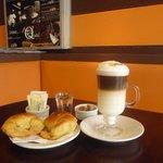 Cappuccino y