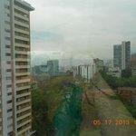 vista del 7 piso