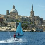 Lovely Valletta from the Harbour Cruise