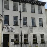 Prince Charlie's House, Stricklandgate.