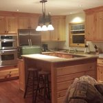 Kitchen in Lily Pad Upper