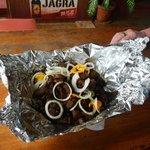 feast in foil!