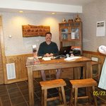 Innkeeper Greg gives great advice on touring Yellowstone, as well as where to go in Gardiner.