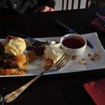 Incredible fig dessert!