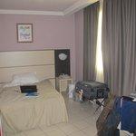 Room; door view