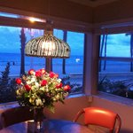 Beautiful shot from our dining room