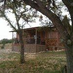 Wrangler's cabin