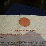 """Is the Penneshaw pub the only hotel in the world where you can have a beer and look at Australi"