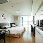 Twin room_Gagnam Serviced Residences