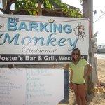 Foster's / Barking Monkey