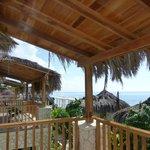 Our amazing balcony