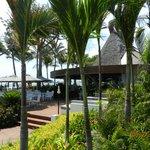 Punta Arena beachfront dining