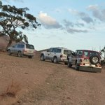 The 4wd tag along tour to Sunset Hill, Flinders Ranges