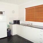 Executive Suite kitchen