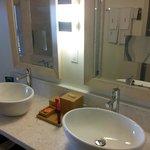 Double Sink
