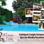 Indulgent Couple Getaways