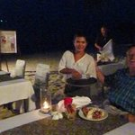 Seafood Night on the Beach-- great experience