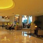 Foyer and Lobby Bar