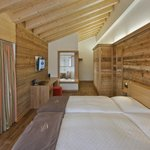 """Room with view to the Matterhorn in the """"Petit Chalet"""""""