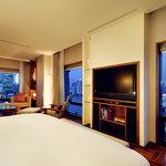 Orient Suite bedroom
