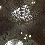 very pretty ceiling!