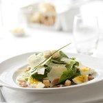 Chicken Caesar Salad at Bistro 1800