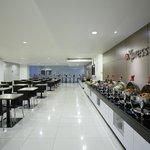 @Xpress restaurant buffet corner