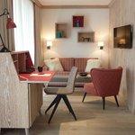 Modern-alpin, geräumig, mit vielen Raffinessen - die neuen Stammhaus-Zimmer