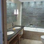 neues Bad im Stammhaus-Zimmer