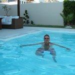 Pool og have